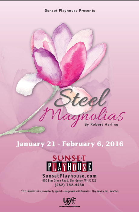 Poster-Steel magnolias large