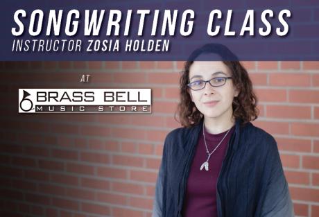 SongwritingClassBrassBell