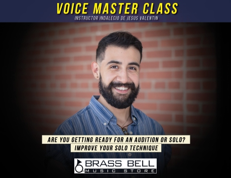 VoiceMasterclass-BrassBell-Indalecio